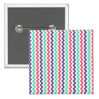Sleek Delightful Adorable Fun 15 Cm Square Badge