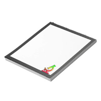 Sleek Microscope Notepad