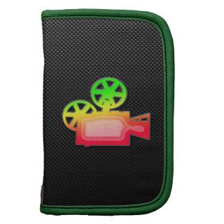 Sleek Movie Camera Planners