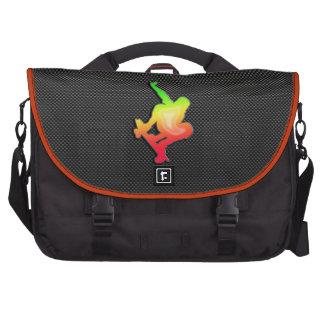 Sleek Skateboarding Computer Bag
