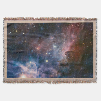 Sleep among the Stars Throw Blanket