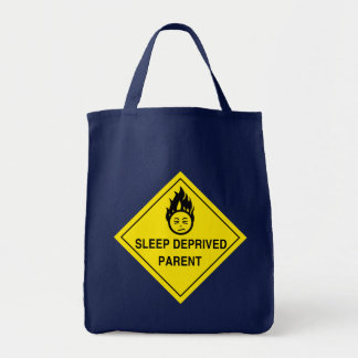 Sleep Deprived Parent Bag