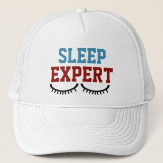 Sleep Expert Trucker Hat