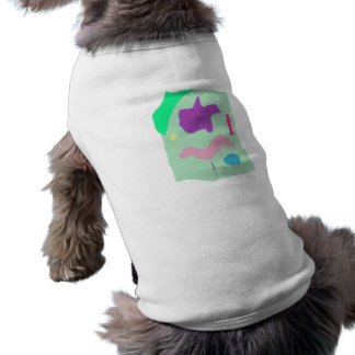 Sleep in the Sun Sleeveless Dog Shirt