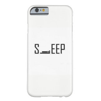 Sleep iPhone Case