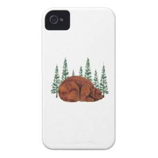 SLEEP JUST RIGHT iPhone 4 Case-Mate CASE