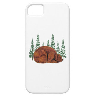 SLEEP JUST RIGHT iPhone 5 COVERS