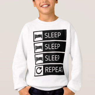 Sleep Sleep Sleep Repeat Sweatshirt