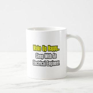 Sleep With An Electrical Engineer Coffee Mugs