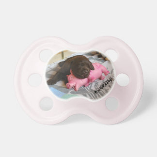 Sleep with measure Piggy Baby Pacifiers