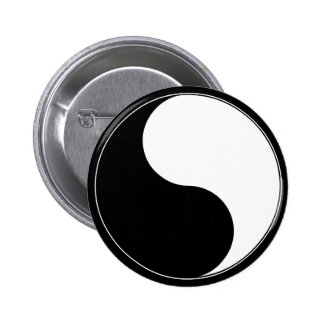 Sleep Yin and Yang Logo Button