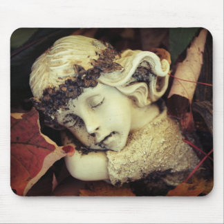 Sleeping Angel Mouse Pad
