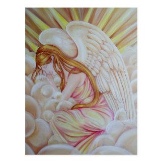Sleeping Angel Postcard