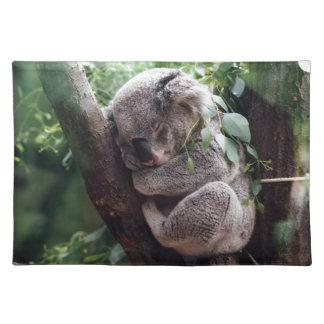 Sleeping Baby Koala Placemat