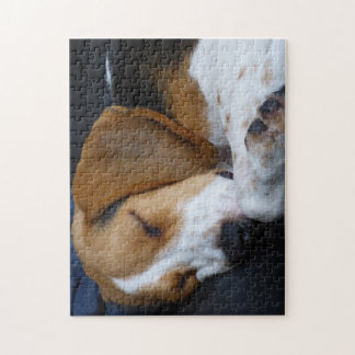 Sleeping Beagle Puzzle