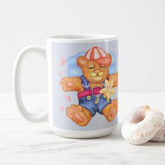 SLEEPING BEAR BABY CARTOON Classic Mug