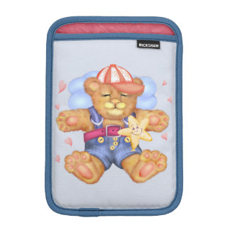 SLEEPING BEAR BABY CARTOON iPad Mini iPad Mini Sleeve