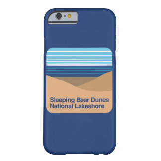 Sleeping Bear Dunes National Lakeshore Barely There iPhone 6 Case