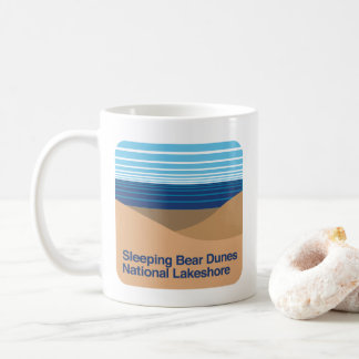 Sleeping Bear Dunes National Lakeshore Coffee Mug