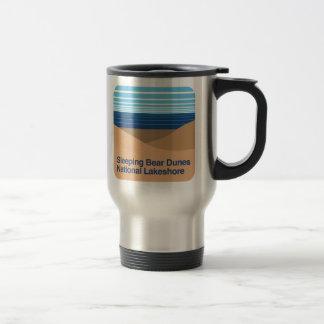 Sleeping Bear Dunes National Lakeshore Travel Mug