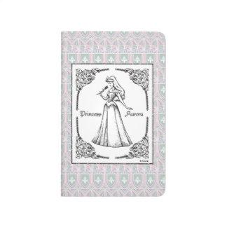Sleeping Beauty | Aurora - Vintage Rose Journal