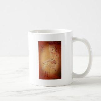 Sleeping Beauty Basic White Mug
