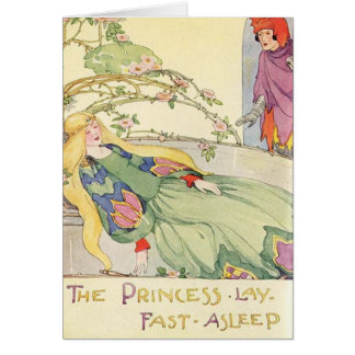 Sleeping Beauty - Card