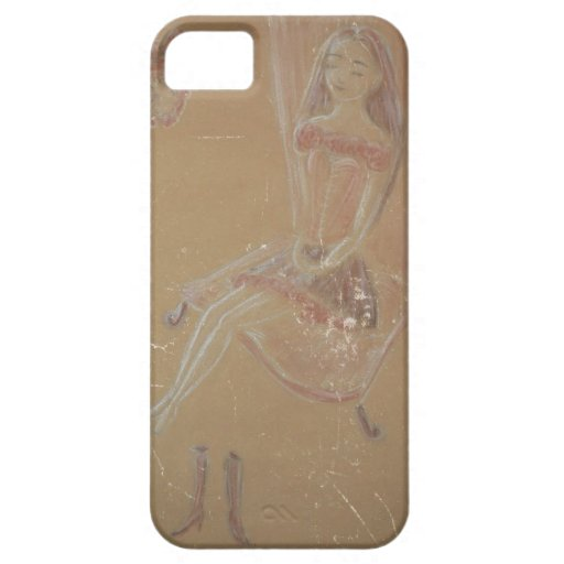 Sleeping Beauty iPhone 5 Cover