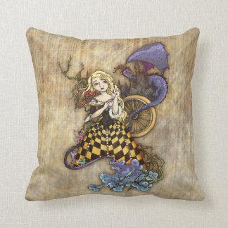 Sleeping Beauty Cushions
