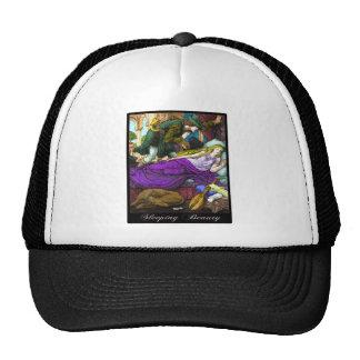 Sleeping Beauty Trucker Hats