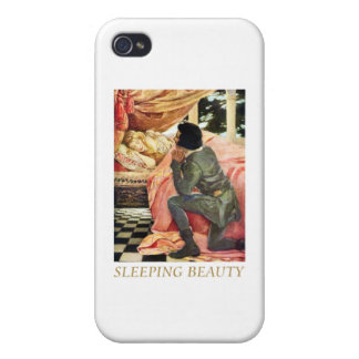 Sleeping Beauty iPhone 4/4S Cover