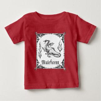 Sleeping Beauty   Maleficent Dragon - Gothic Baby T-Shirt