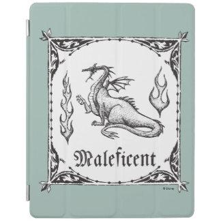 Sleeping Beauty   Maleficent Dragon - Gothic iPad Cover