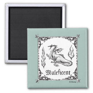 Sleeping Beauty   Maleficent Dragon - Gothic Magnet