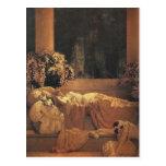 Sleeping Beauty, Maxfield Parrish Postcard