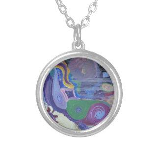 Sleeping Beauty Necklace