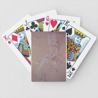 Sleeping Beauty Poker Cards