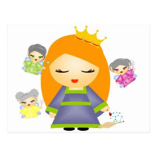 Sleeping Beauty Post Cards