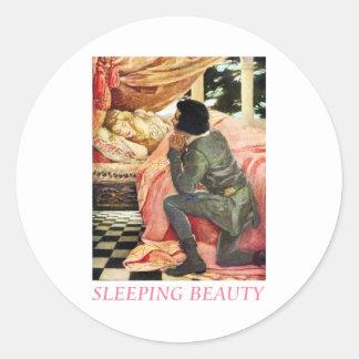 Sleeping Beauty Sticker