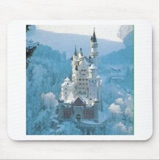 Sleeping Beauty's Castle Mouse Pad