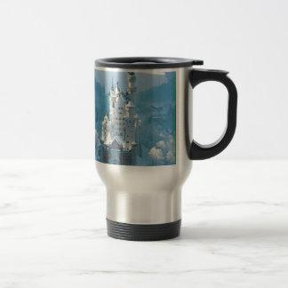 Sleeping Beauty's Castle Travel Mug
