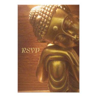 Sleeping Buddha Announcements