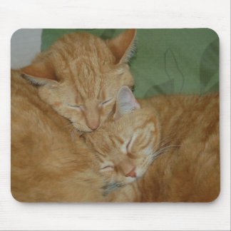 Sleeping Cats Mousepad