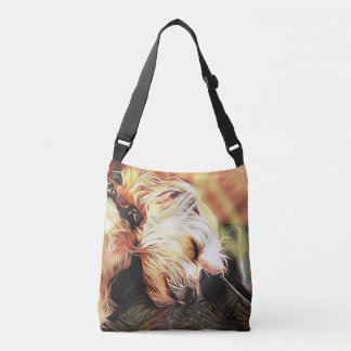 Sleeping Cherub All-Over-Print Bag