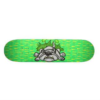 Sleeping Dog Skate Board Deck