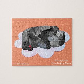 Sleeping Gorilla Puzzle