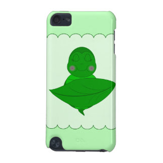 Sleeping Green Turtle iPod Touch 5G Case