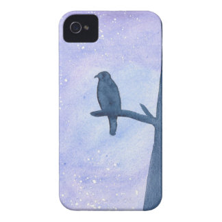 Sleeping Hawk Case-Mate iPhone 4 Cases