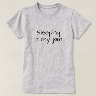 Sleeping Jam Shirt
