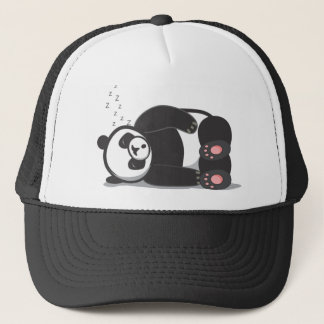 Sleeping Kawaii Panda- Trucker Hat